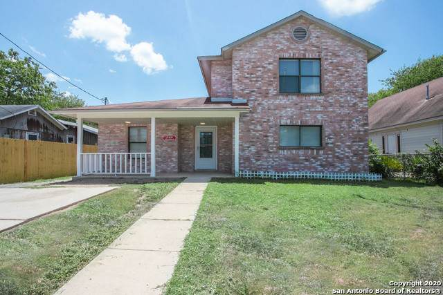 246 Rosebud Ln, San Antonio, TX 78221 (MLS #1476927) :: Alexis Weigand Real Estate Group