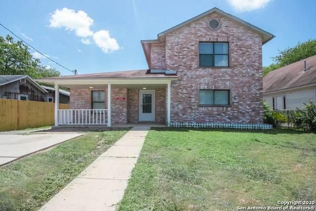 246 Rosebud Ln, San Antonio, TX 78221 (MLS #1476927) :: Neal & Neal Team
