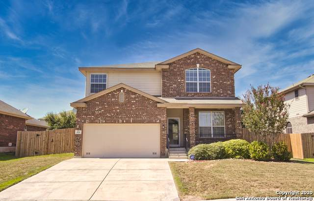 414 Zoeller Way, Cibolo, TX 78108 (MLS #1476958) :: Maverick