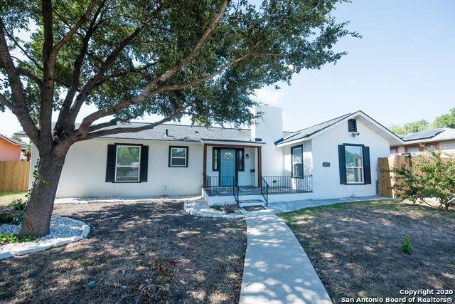 2706 W Huisache Ave, San Antonio, TX 78228 (MLS #1477020) :: The Lugo Group