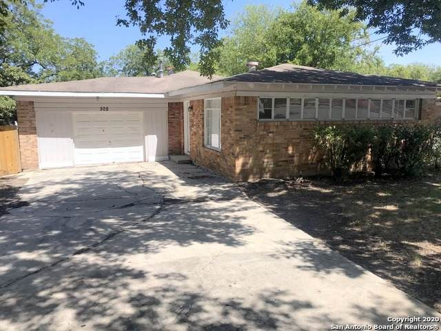 302 Hope Dr, San Antonio, TX 78228 (MLS #1477138) :: Neal & Neal Team