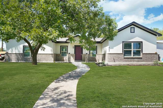 603 E Formosa Blvd, San Antonio, TX 78221 (MLS #1477139) :: The Lugo Group