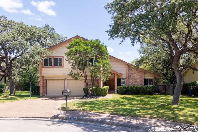 14318 Chimney House Ln, San Antonio, TX 78231 (MLS #1477288) :: The Lugo Group