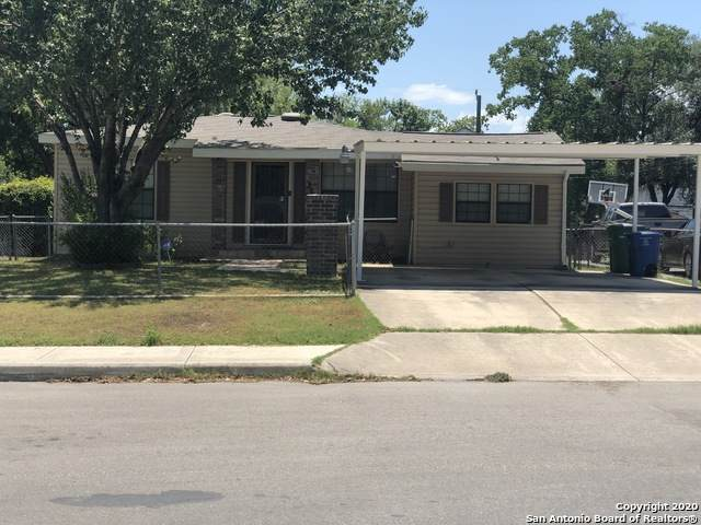 314 Wake Forest Dr, San Antonio, TX 78228 (MLS #1477326) :: The Mullen Group | RE/MAX Access