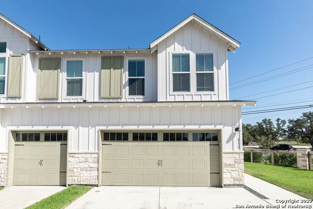 212 Sapphire #101, New Braunfels, TX 78130 (MLS #1477380) :: The Castillo Group