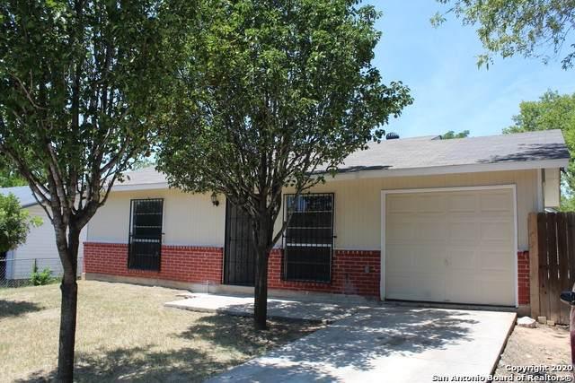 5323 Castle Cove, San Antonio, TX 78242 (MLS #1477432) :: Concierge Realty of SA