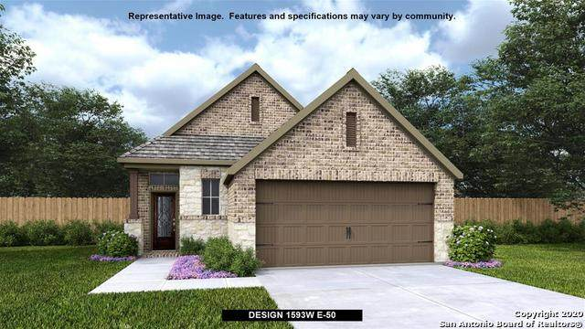 2843 High Castle, San Antonio, TX 78245 (MLS #1477439) :: Alexis Weigand Real Estate Group