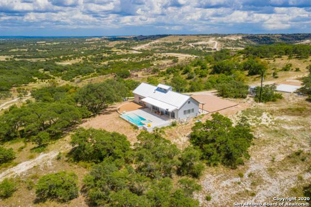 595 Vista Verde Dr, Blanco, TX 78606 (MLS #1477464) :: The Lugo Group