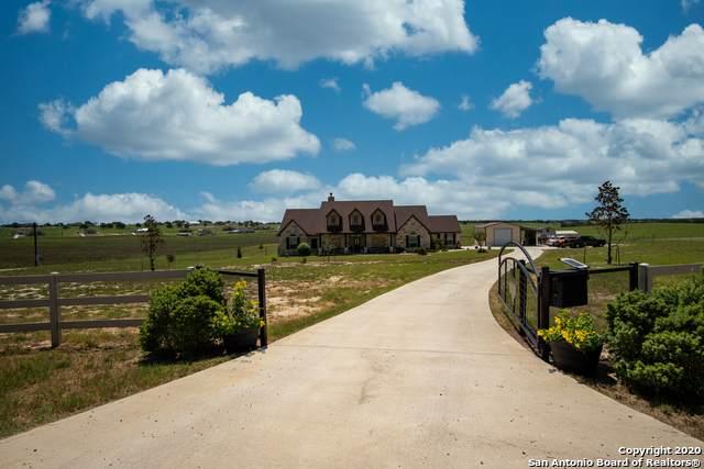 233 Scenic Hills Dr, La Vernia, TX 78121 (MLS #1477469) :: EXP Realty