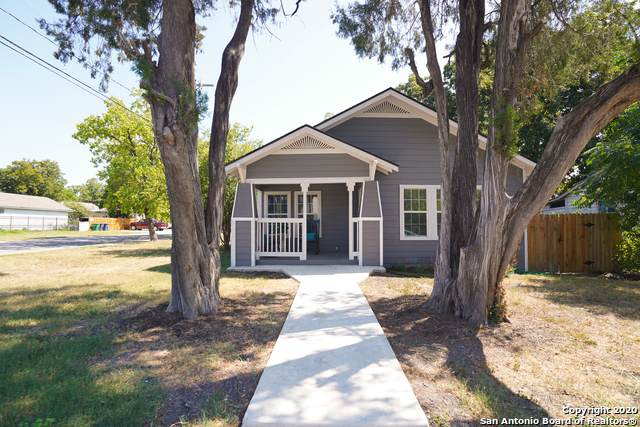 802 W Lullwood Ave, San Antonio, TX 78212 (MLS #1477529) :: EXP Realty