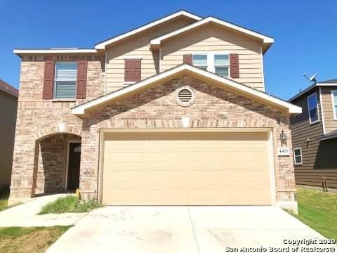 4419 Donley Bayou, San Antonio, TX 78245 (MLS #1477636) :: The Castillo Group