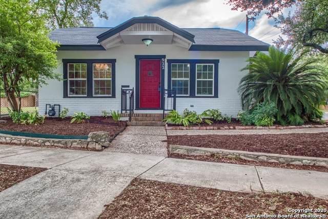 922 S Gevers St, San Antonio, TX 78210 (MLS #1477657) :: Concierge Realty of SA