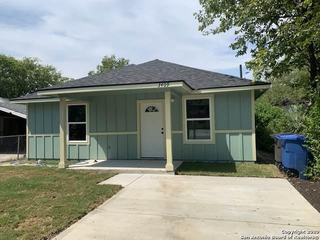 3409 W Martin St, San Antonio, TX 78237 (MLS #1477664) :: The Lugo Group
