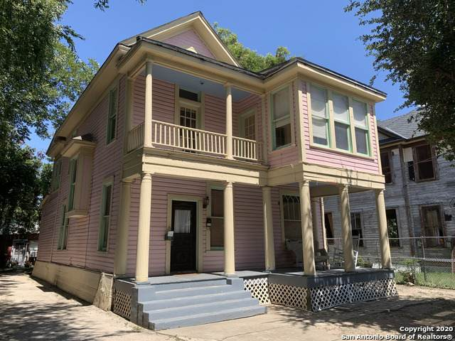 414 Mission St, San Antonio, TX 78210 (MLS #1477747) :: The Castillo Group