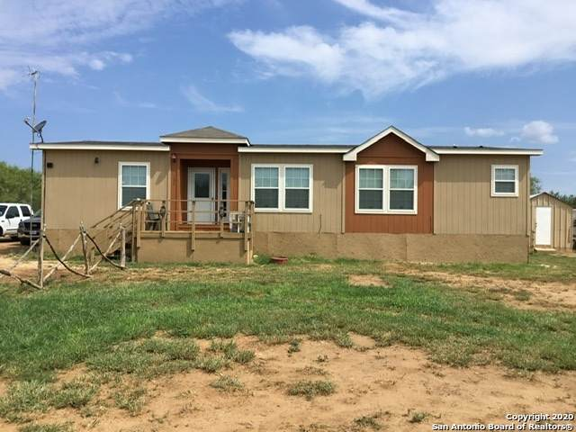 104 County Road 2669, Moore, TX 78057 (MLS #1477823) :: Front Real Estate Co.