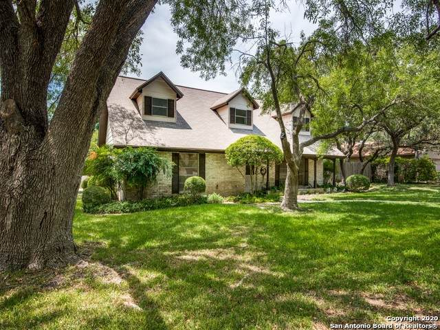 11503 Whisper Rock St, San Antonio, TX 78230 (MLS #1477860) :: The Lugo Group