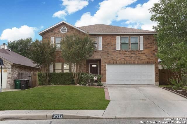 21527 Tenore, San Antonio, TX 78259 (MLS #1478033) :: The Real Estate Jesus Team