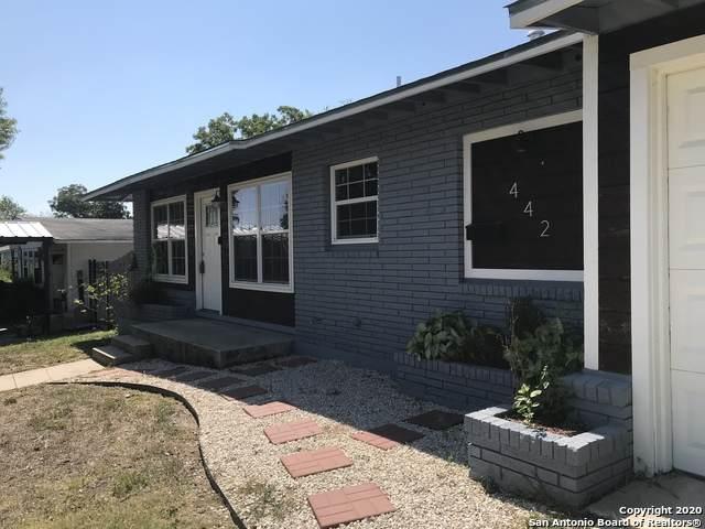442 Saratoga Dr, San Antonio, TX 78213 (MLS #1478038) :: Concierge Realty of SA
