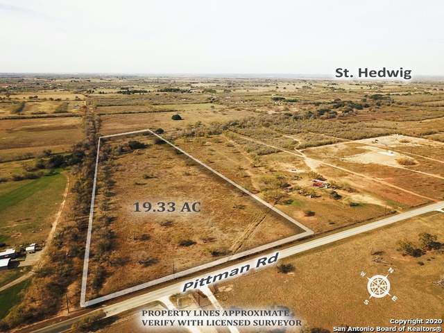 3555 Pittman Rd, St Hedwig, TX 78152 (MLS #1478095) :: 2Halls Property Team | Berkshire Hathaway HomeServices PenFed Realty