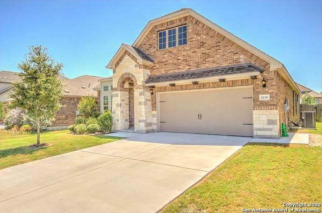 3139 Pinecone Cove, New Braunfels, TX 78130 (MLS #1478283) :: The Real Estate Jesus Team