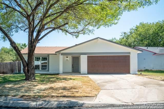 6807 Laguna Norte, San Antonio, TX 78239 (MLS #1478355) :: EXP Realty