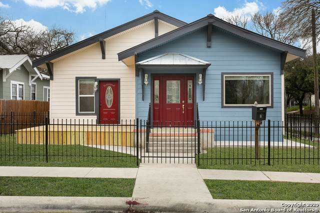 702 E E Euclid Ave, San Antonio, TX 78212 (MLS #1478583) :: Concierge Realty of SA
