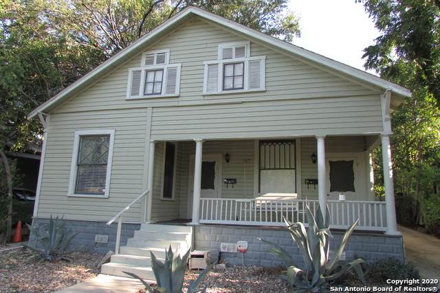 517 W Mulberry Ave, San Antonio, TX 78212 (MLS #1478586) :: Alexis Weigand Real Estate Group