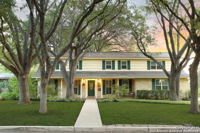 2927 Trailend Dr, San Antonio, TX 78209 (MLS #1478664) :: The Real Estate Jesus Team