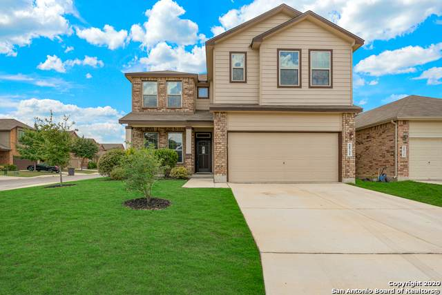 8735 Yormis Nest, San Antonio, TX 78251 (MLS #1478703) :: The Gradiz Group