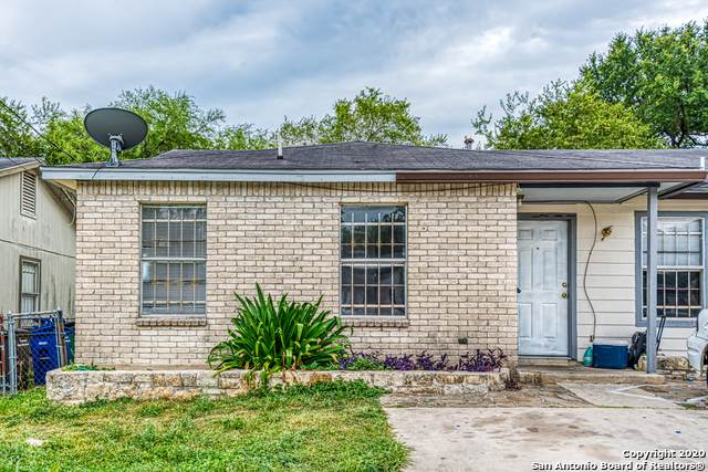 3430 Gateway Dr, San Antonio, TX 78210 (MLS #1478806) :: Maverick