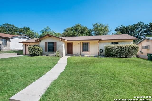5711 Ben Casey Dr, San Antonio, TX 78240 (MLS #1478823) :: EXP Realty