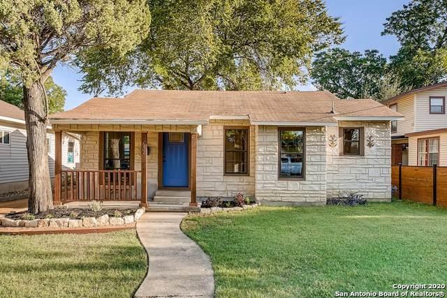 652 Barrett Pl, San Antonio, TX 78225 (MLS #1478913) :: The Lugo Group