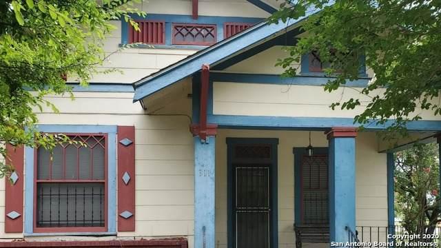 311 Carolina St, San Antonio, TX 78210 (MLS #1478922) :: The Castillo Group