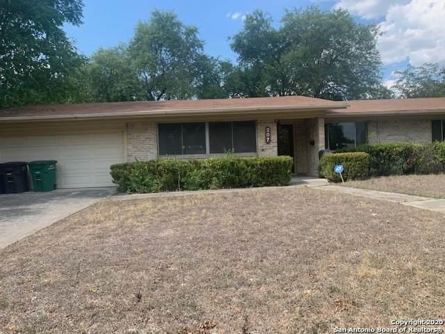 207 Meadowood Ln, San Antonio, TX 78247 (MLS #1479172) :: The Mullen Group   RE/MAX Access