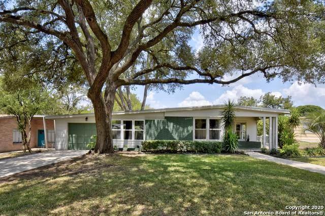 115 Ridgehaven Pl, San Antonio, TX 78209 (MLS #1479204) :: Concierge Realty of SA