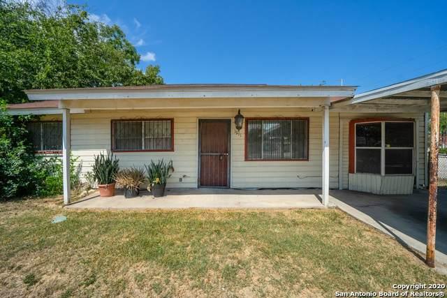 1911 Amerada St, San Antonio, TX 78237 (MLS #1479263) :: Maverick