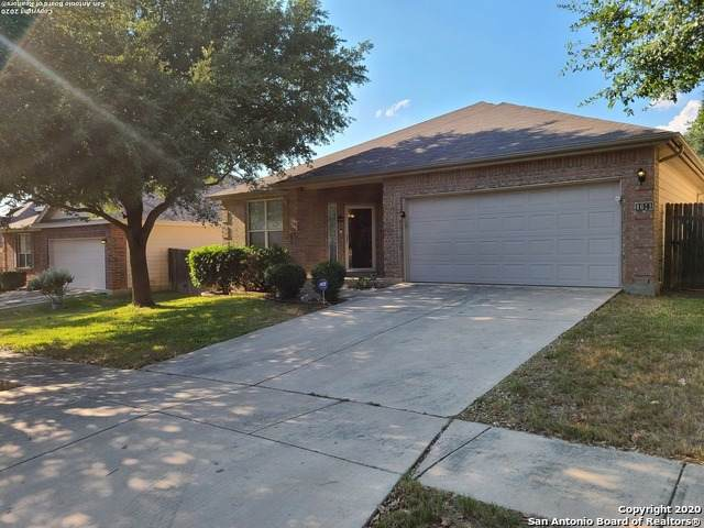 4611 Tanner Peak, San Antonio, TX 78247 (MLS #1479310) :: Santos and Sandberg
