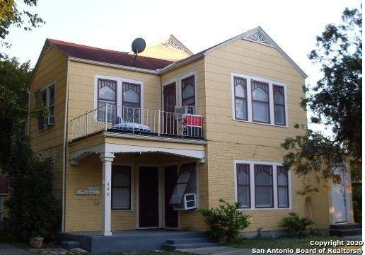 404 Donaldson Ave, San Antonio, TX 78201 (MLS #1479432) :: The Castillo Group