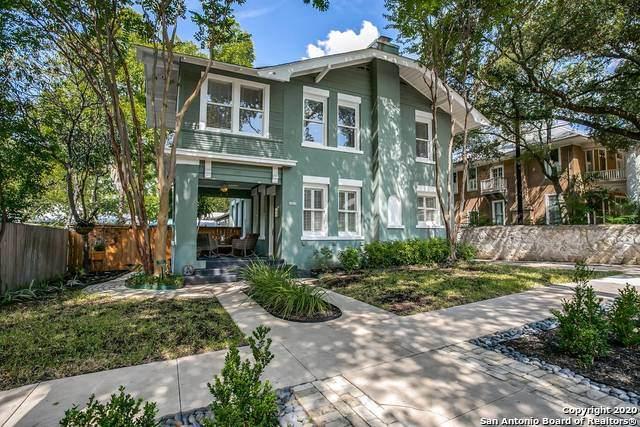 2807 N Main Ave, San Antonio, TX 78212 (MLS #1479704) :: EXP Realty