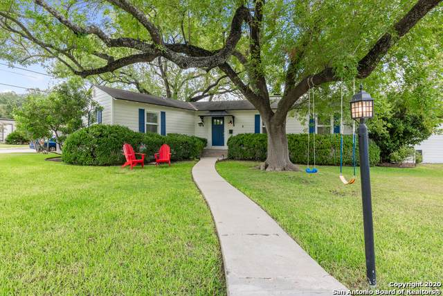 136 Stillwell St, Terrell Hills, TX 78209 (MLS #1479708) :: Santos and Sandberg