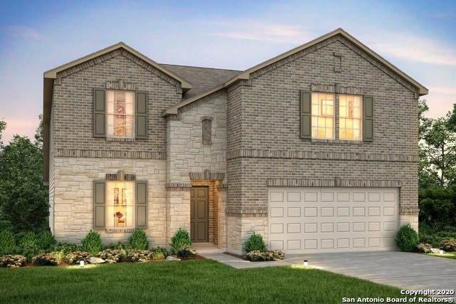 2804 Klein Way, New Braunfels, TX 78130 (#1479719) :: The Perry Henderson Group at Berkshire Hathaway Texas Realty