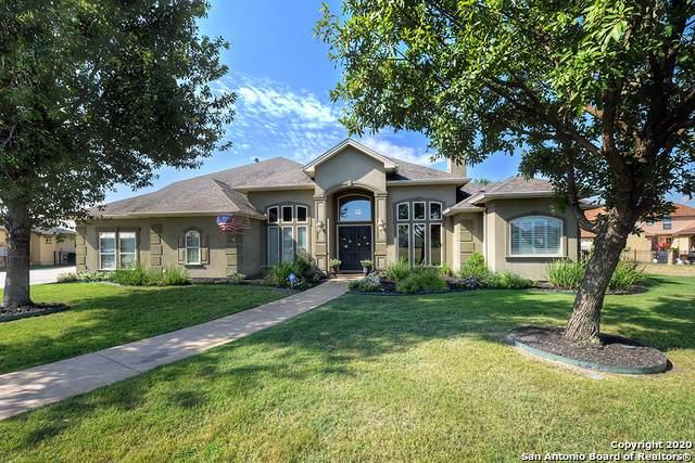 121 Perry Maxwell Ct, New Braunfels, TX 78130 (MLS #1479815) :: Maverick