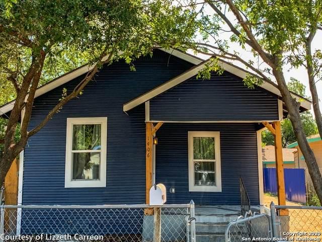 1406 N Sabinas St, San Antonio, TX 78207 (MLS #1479861) :: Keller Williams Heritage