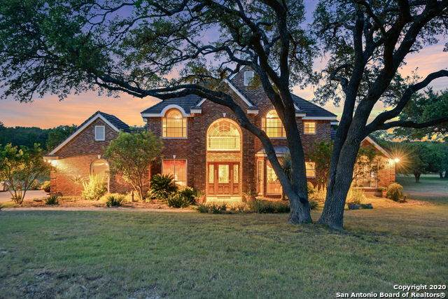 887 Lonesome Dove, Bulverde, TX 78163 (MLS #1479869) :: Concierge Realty of SA