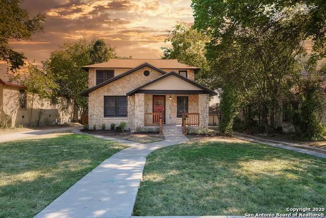 2114 W Huisache Ave, San Antonio, TX 78201 (MLS #1479918) :: EXP Realty