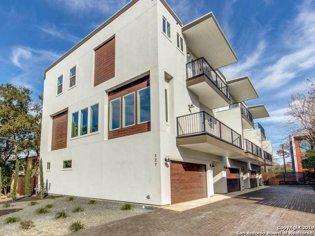 127 Marcia Pl #2, Alamo Heights, TX 78209 (MLS #1479933) :: Real Estate by Design