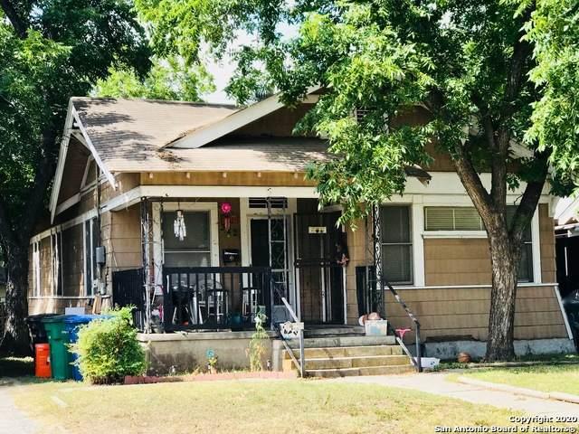 322 Wilkens Ave, San Antonio, TX 78210 (MLS #1479987) :: The Rise Property Group
