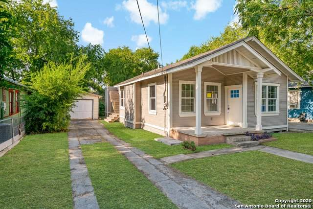 126 Paul St, San Antonio, TX 78203 (MLS #1480016) :: The Mullen Group | RE/MAX Access