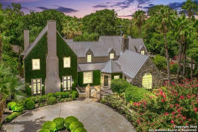 500 E Olmos Dr, San Antonio, TX 78212 (MLS #1480023) :: Carter Fine Homes - Keller Williams Heritage