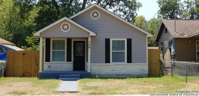 726 Saldana St, San Antonio, TX 78225 (MLS #1480061) :: Maverick